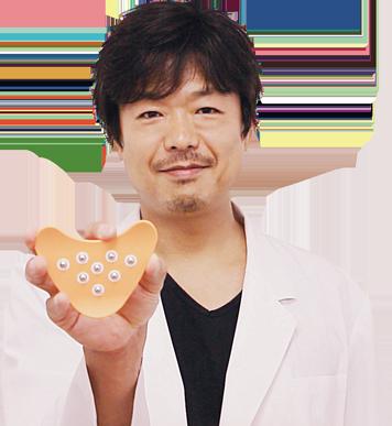 プロタッチ開発者 中村弘志